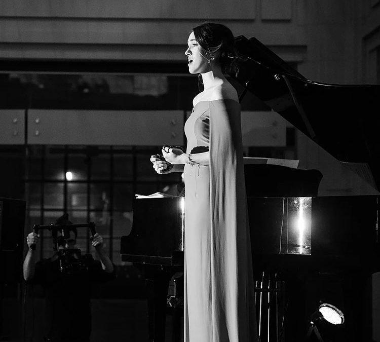 26th May 2018: Daniella Sicari (soprano) and Duncan Glenday (piano)