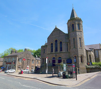 Uppermill Methodist Church