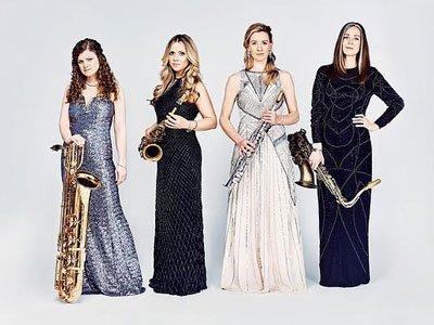 Marici Saxophone Quartet