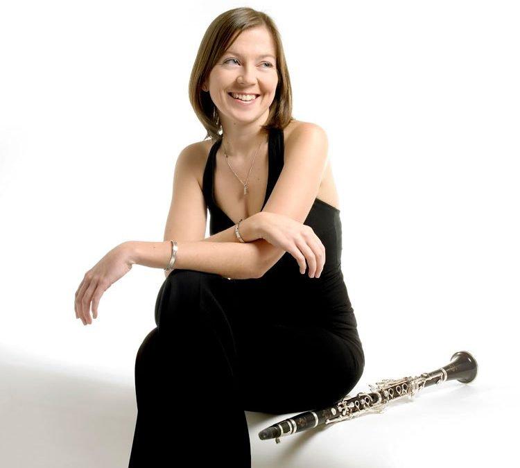April 7th: Rachel Fillhart (clarinet) with John Gough (piano)