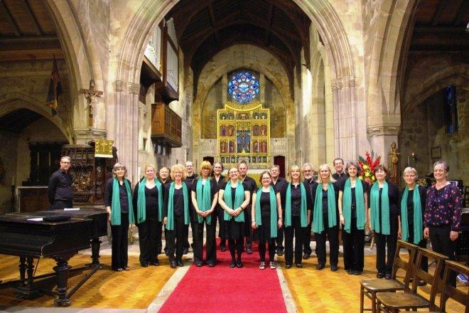 Saturday 13th November 2021: 12:15pm: Pennine Singers