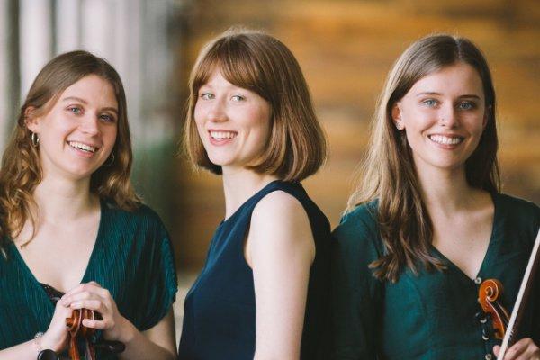 Saturday 28th March 2020: 12.15pm: Larisa Piano Trio